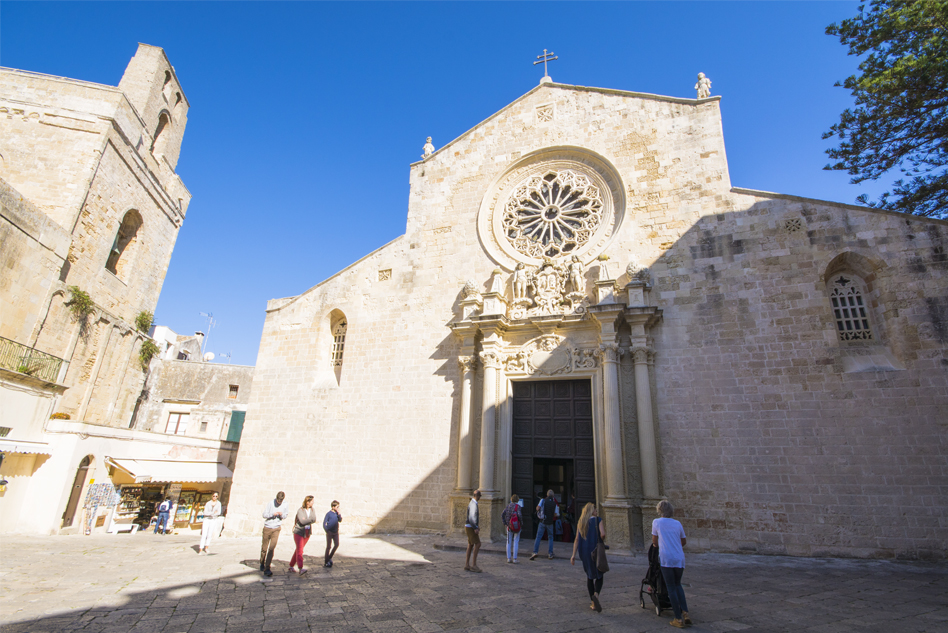 Otranto: Quick guide on the Cathedral