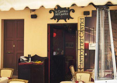 Otranto: ristorante Cantico dei Cantici