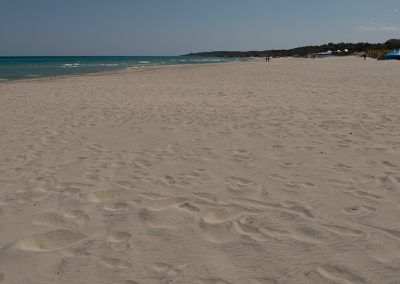 Otranto beaches: Baia dei Turchi