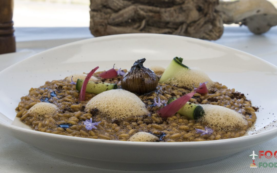 The flavour of the land of Salento: made by chef Ivan Tronci