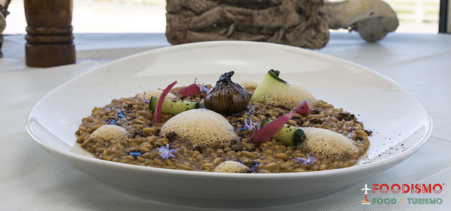 the flavour of Salento: chef ivan tronci