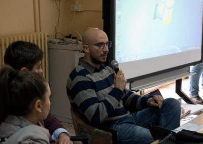 Ivan Tronci racconta le sue esperienze professionali