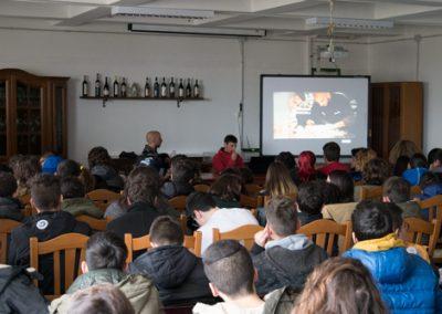 Ivan Tronci presenta lo slideshow
