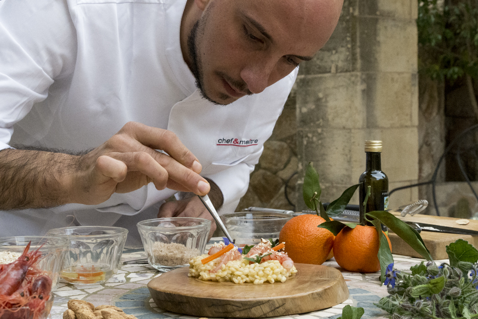 FISH & FRUITS: IL MENU DI CAPODANNO DI IVAN TRONCI