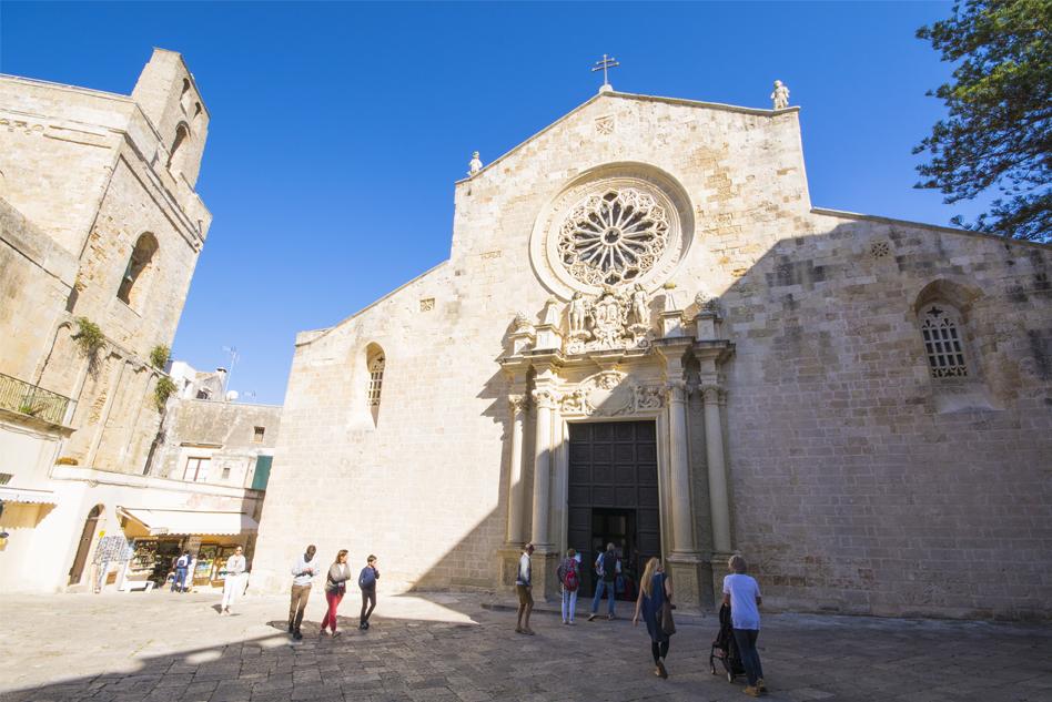Otranto: guida veloce sulla Cattedrale