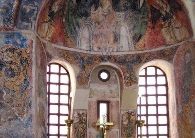 Abside della chiesa di San Pietro a Otranto