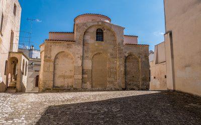 Otranto: chiesa bizantina di San Pietro