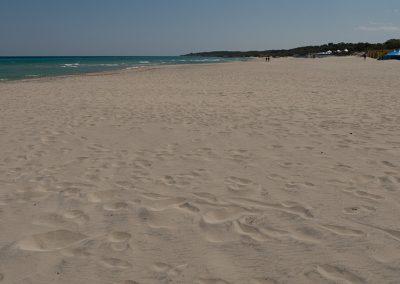 Otranto spiagge libere: Baia dei Turchi