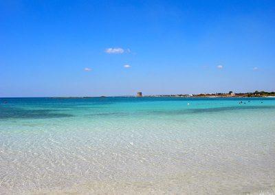 Il mare di Pescoluse
