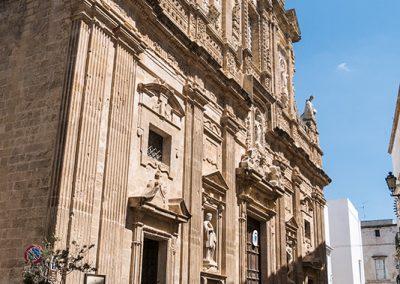 Cattedrale di Sant'Agata a Gallipoli