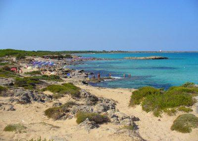Punta della Suina Gallipoli