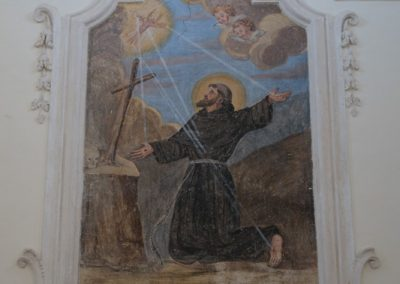 San Francesco: convento dei frati neri