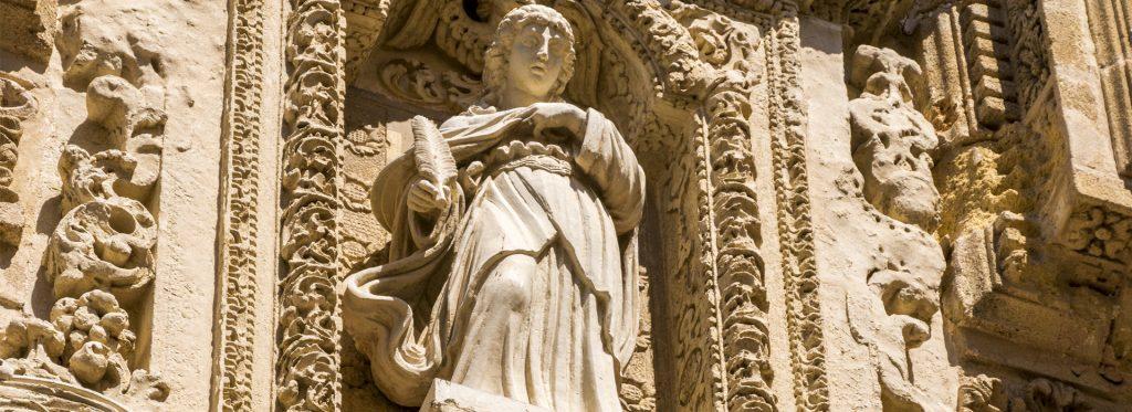 Gallipoli e la cattedrale di S.Agata