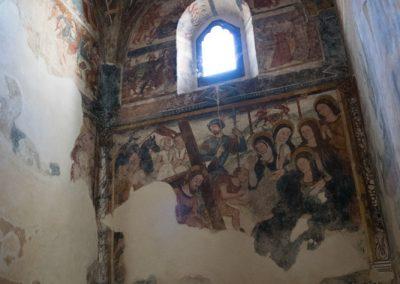 specchia cripta del convento dei frati neri