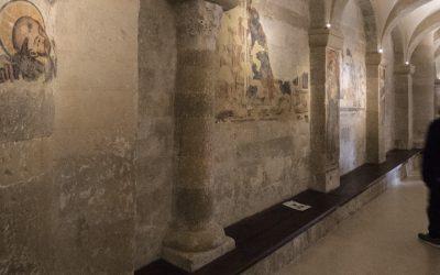 Scopri la cripta della Cattedrale di Otranto