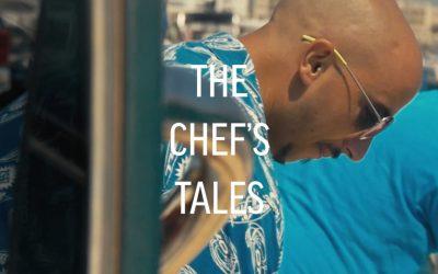 I sapori del Salento nella valigia dello chef Ivan Tronci