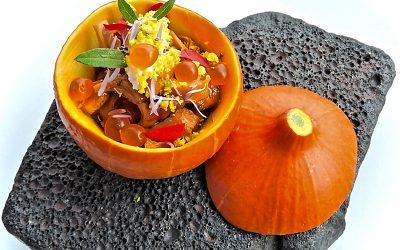 Street-food contadino: l'aperitivo autunnale del Salento di Ivan Tronci