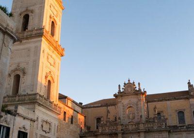 Campanile e Duomo di lecce