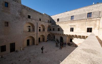 Otranto centro storico e il suo castello