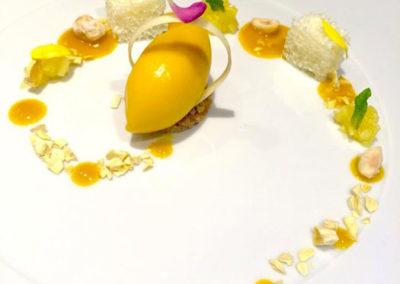 ViaPunta7 Otranto: Mango dessert