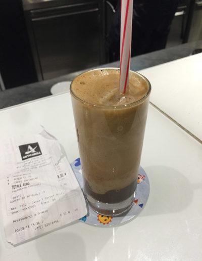 Caffè salentino autogrill