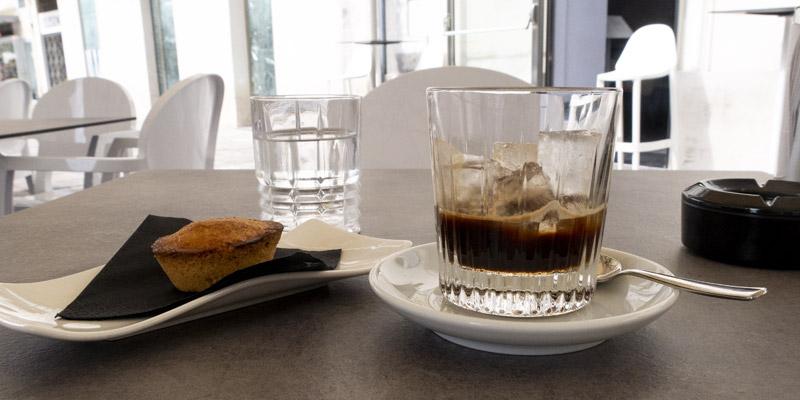 Caffè in ghiaccio salentino: una triste storia di caffè in Autogrill