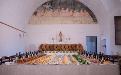 Tavola di San Giuseppe con Mettere le Ali onlus